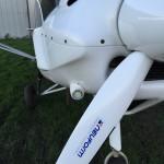 landing Light fitted